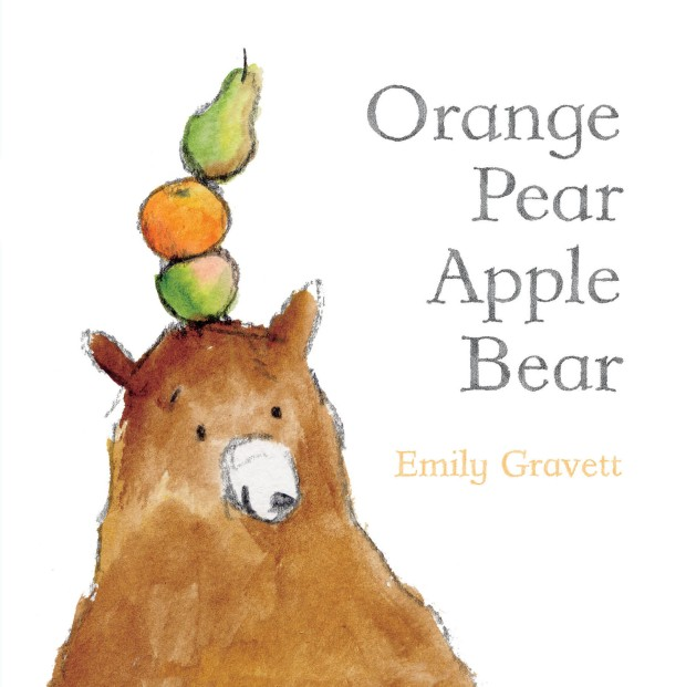 OrangePearAppleBear