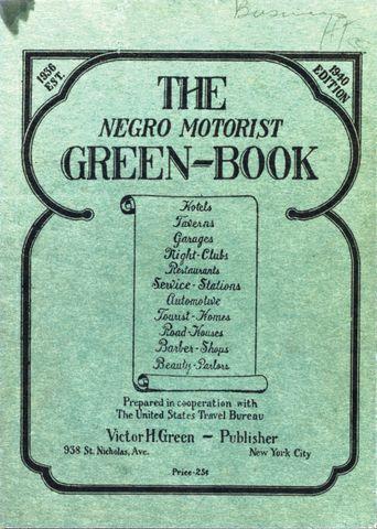NegroMotoristGreenbook