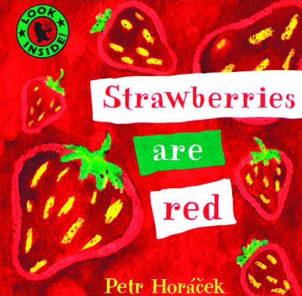 StrawberriesAreRed