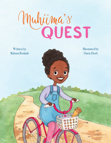 Muhiima's Quest Cover
