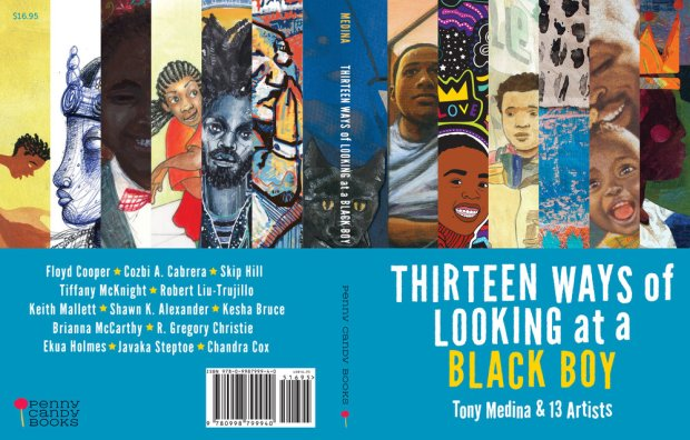 13 Ways of Looking At a Black Boy Cover